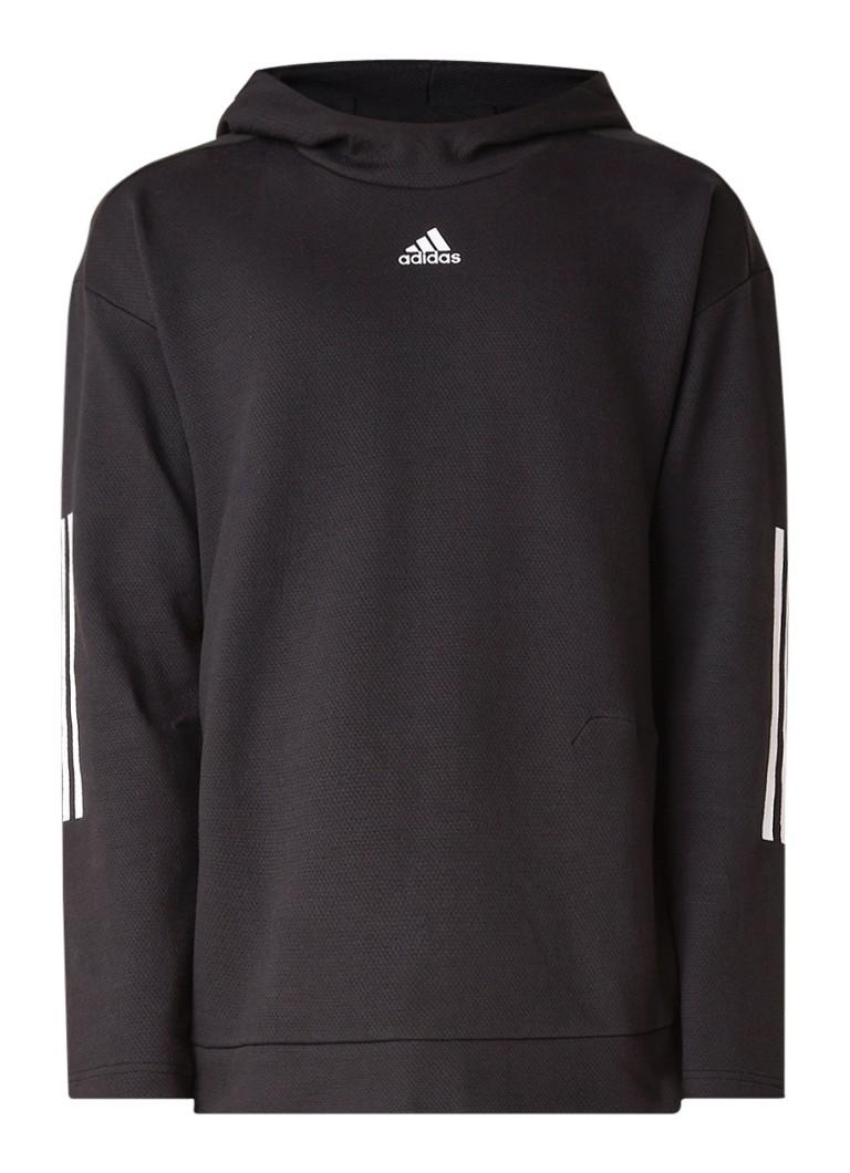 adidas Champ regular fit hoodie met ritszakken