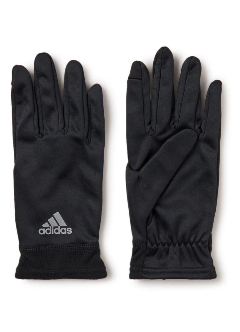 Image of adidas Climawarm trainingshandschoenen met logo