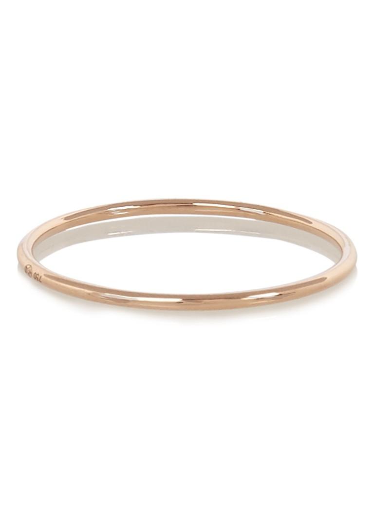 GINETTE NY Circle ring van 18k roségoud RCCE001