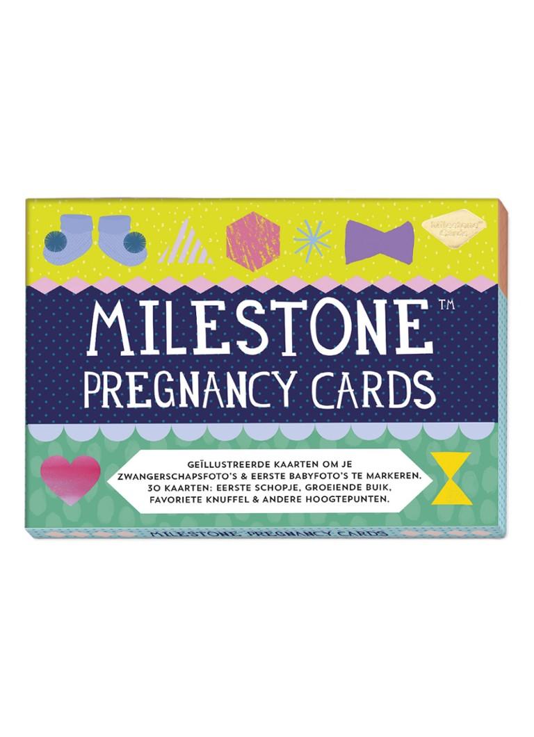 Milestone Cards Zwangerschapskaarten