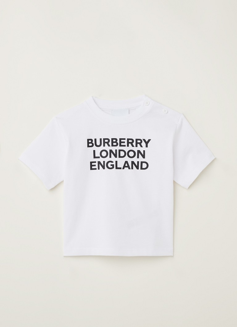 Abtot T shirt met logoprint