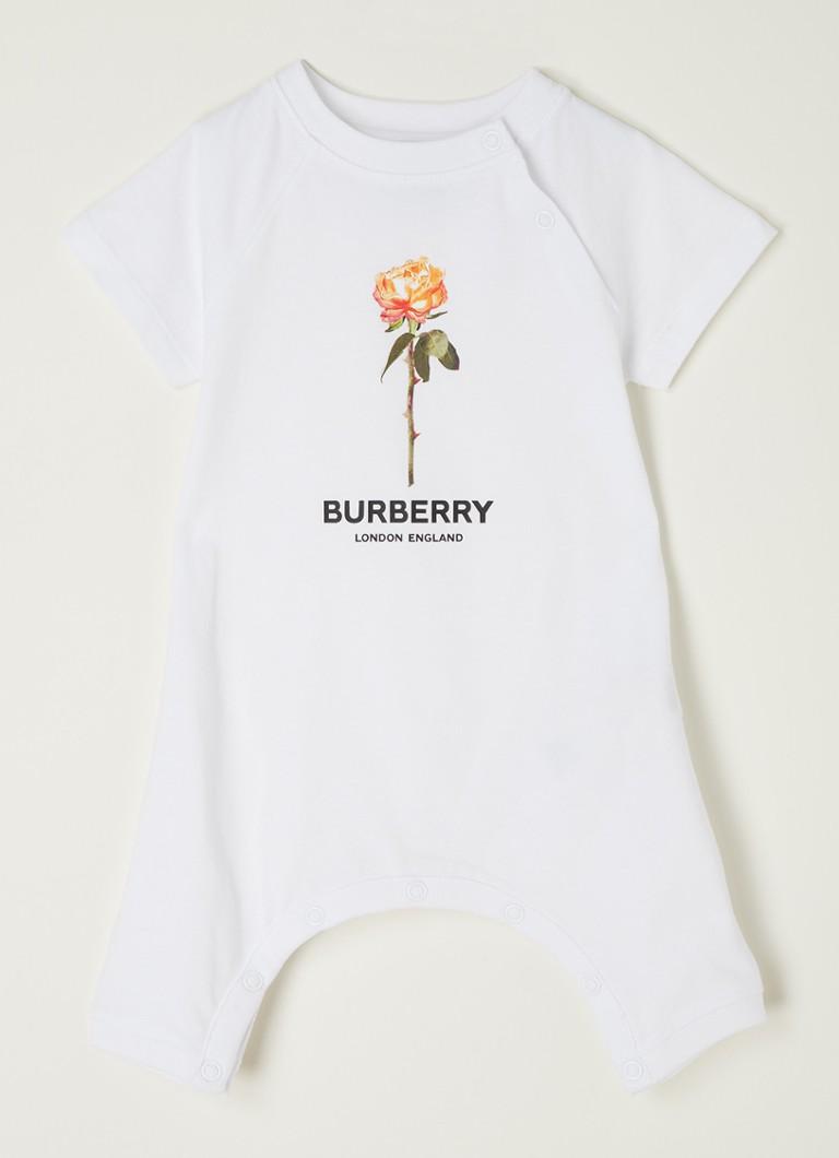 Babypak met logoprint