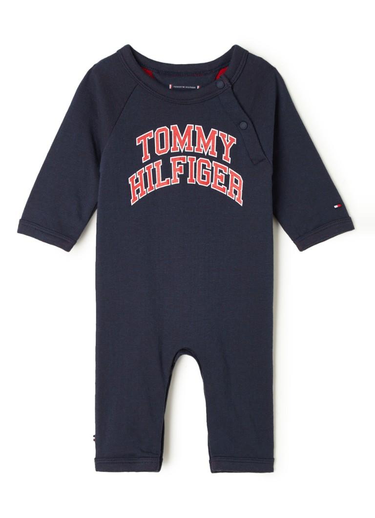 Tommy Hilfiger Babypak met logoprint