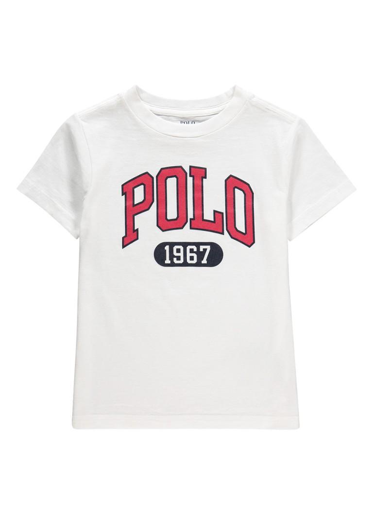 Ralph Lauren Icon T-shirt met logoprint