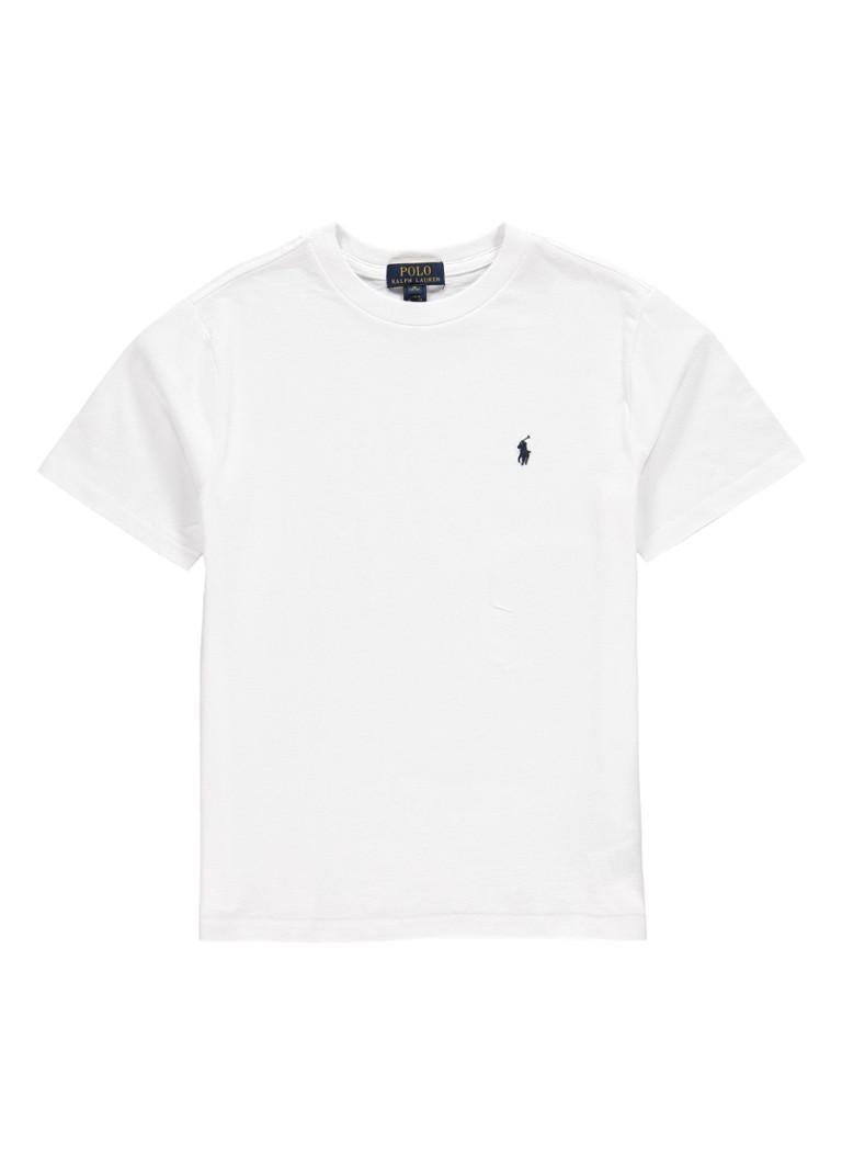 Ralph Lauren T-shirt met logoborduring