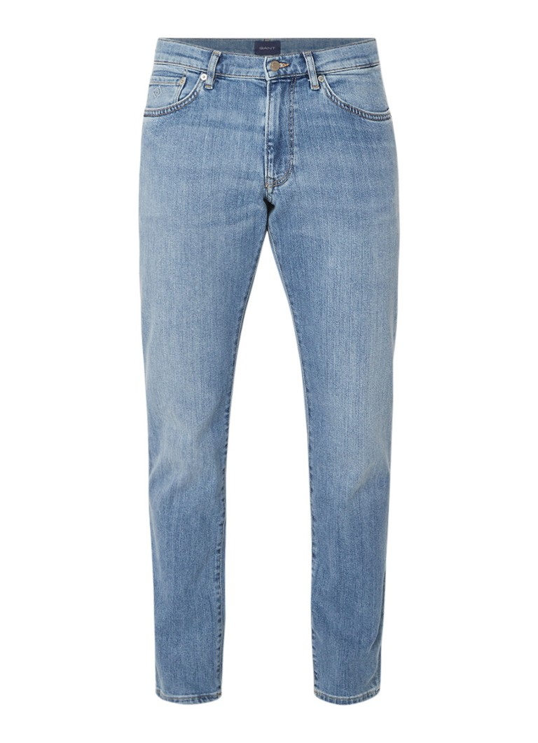 Gant Slim fit straight leg jeans