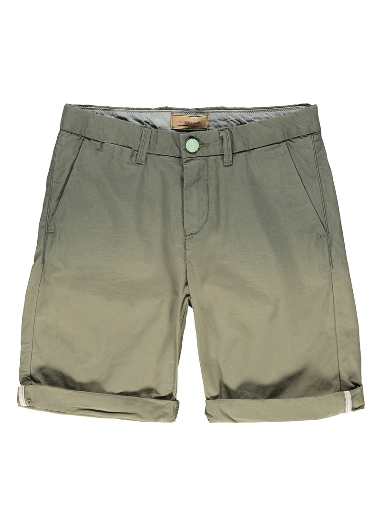 Scotch Shrunk Chino shorts met