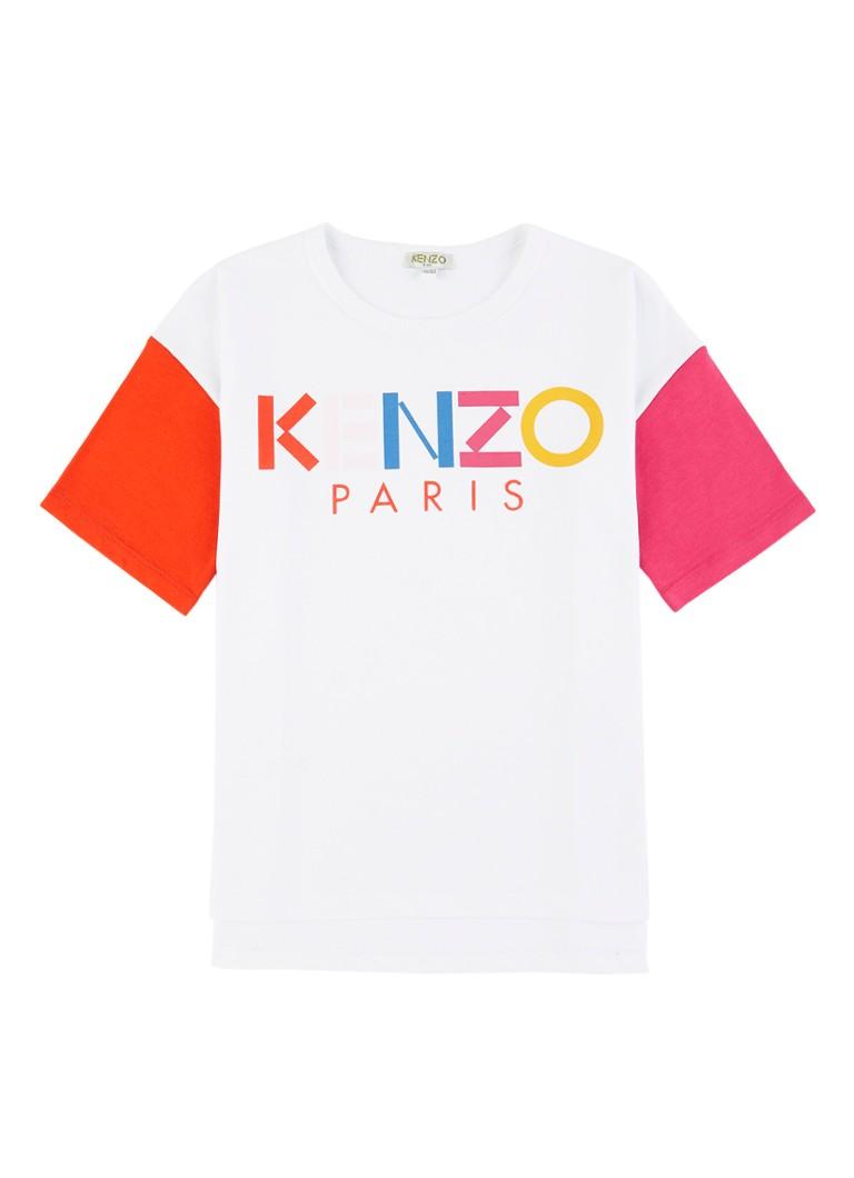 KENZO Elinora T-shirt met logoprint