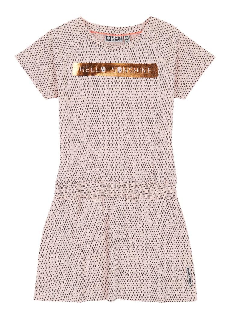 Tumble  n Dry Rotorua jurk met