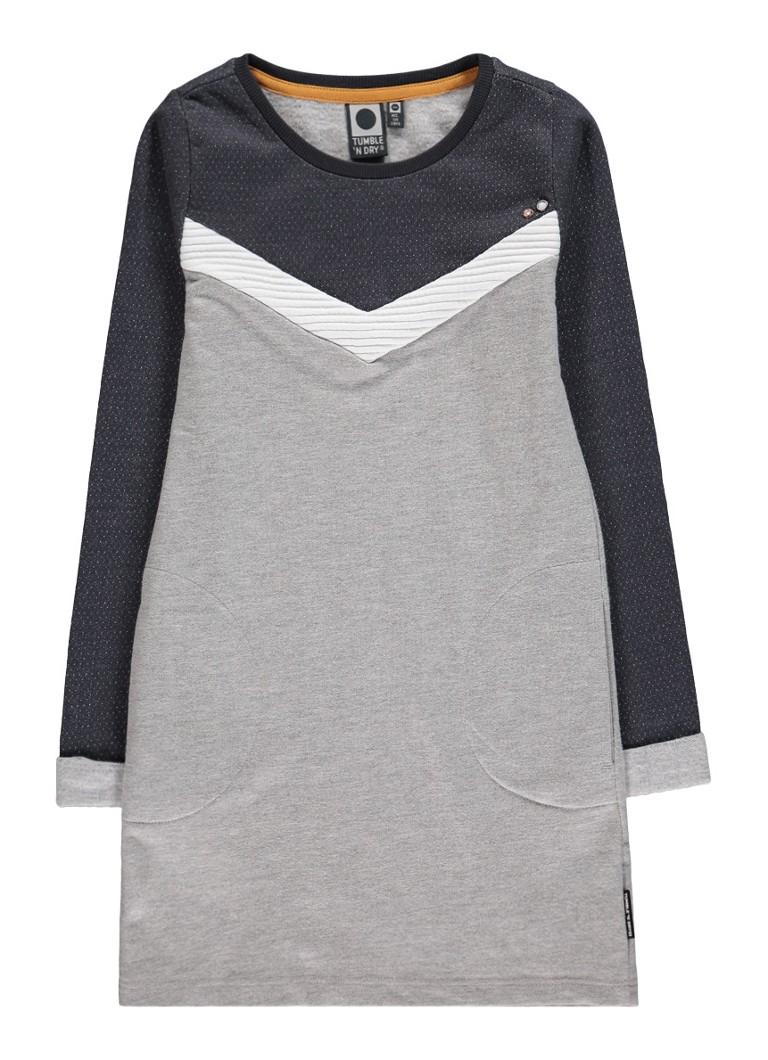 Tumble 'n Dry Felicia sweaterjurk met detail van lurex