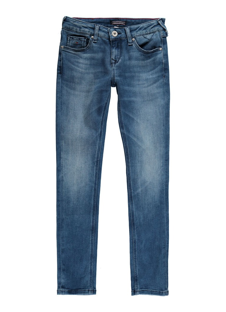 Tommy Hilfiger Sophie low rise skinny fit jeans
