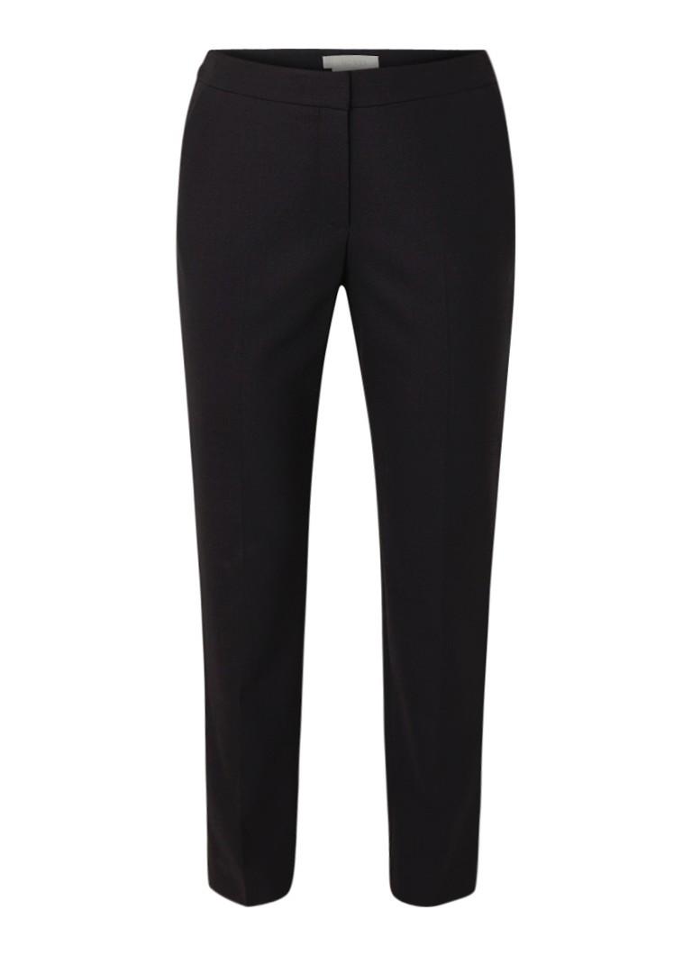 Hobbs Gael high rise cropped slim fit pantalon met stretch
