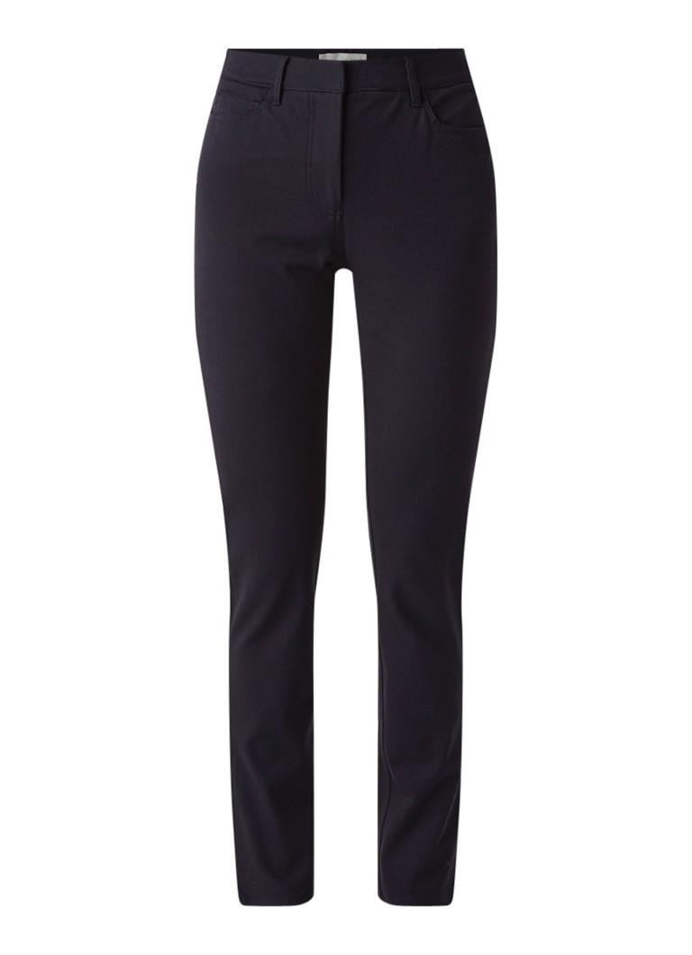 Hobbs Amanda high rise slim fit jeans met stretch