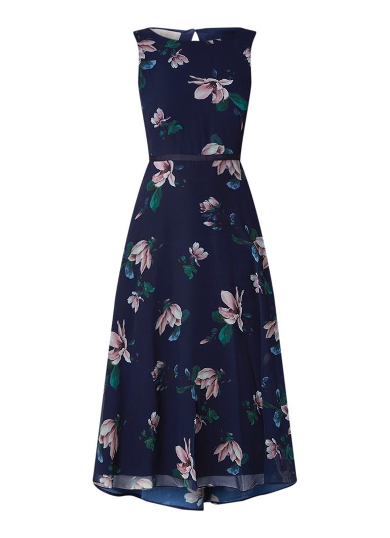 Hobbs Carly mouwloze maxi-jurk met bloemendessinCCarly mouwloze maxi-jurk met bloemendessinaCarly mouwloze maxi-jurk met bloemendessinrCarly mouwloze