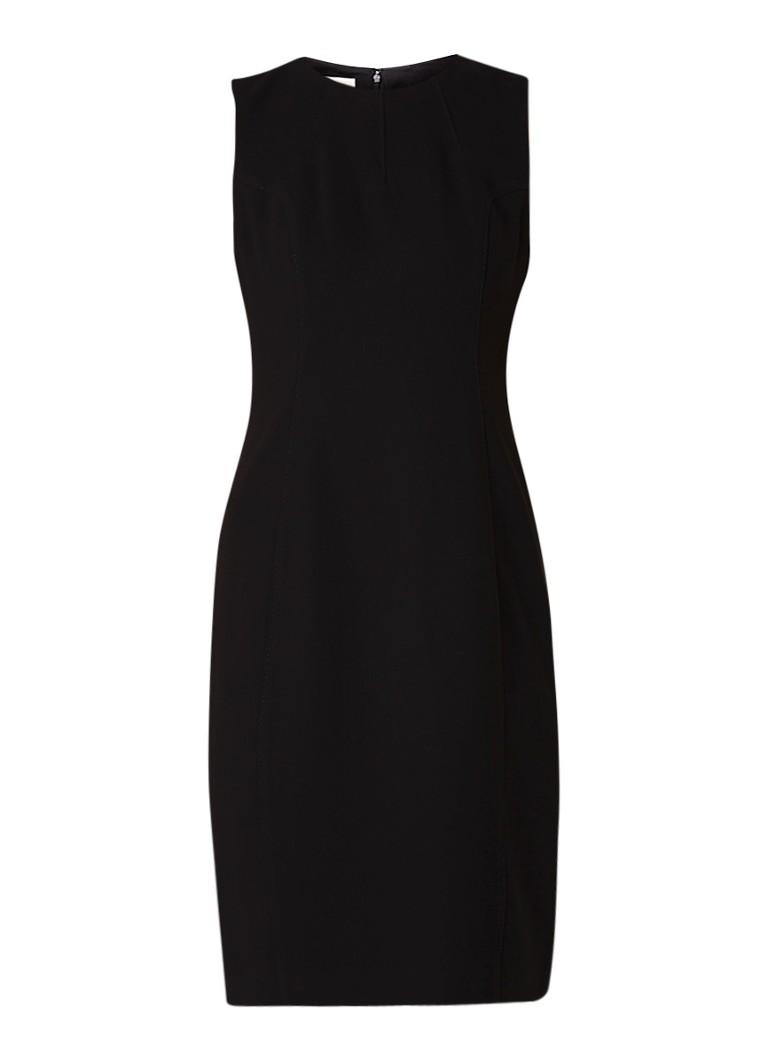Hobbs Mina mouwloze jurk zwart