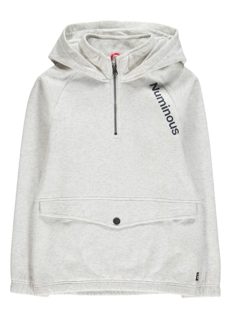 Tumble 'n Dry Lowell hoodie met rits en steekzak