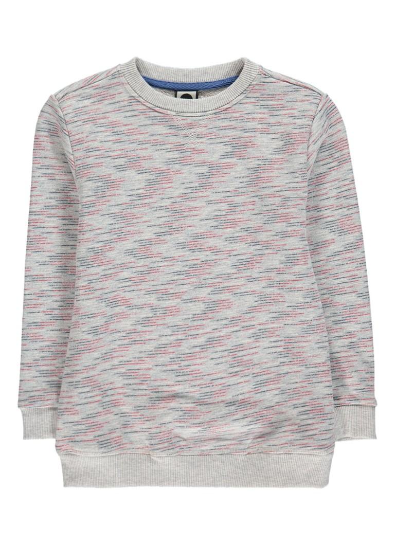 Tumble 'n Dry Mike gemêleerde sweater van katoen