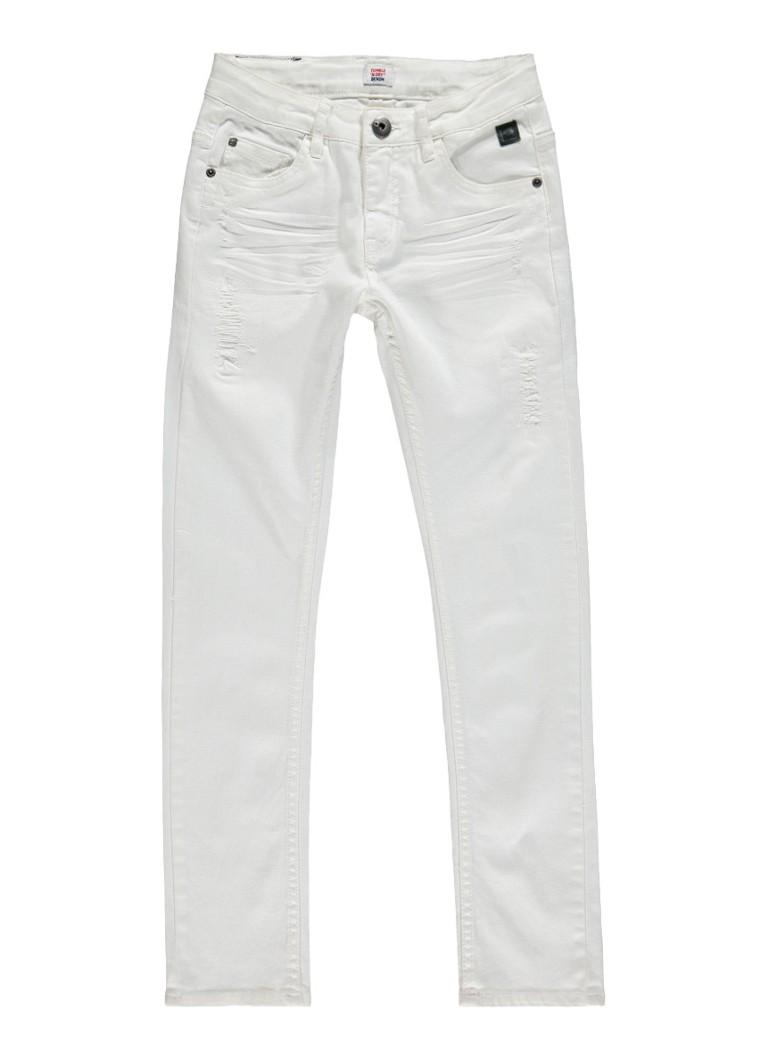 Tumble 'n Dry Finley slim fit jeans met ripped details