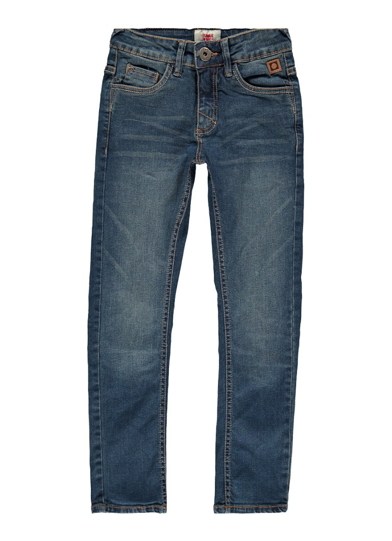 Tumble 'n Dry Huub slim fit jeans met medium wassing