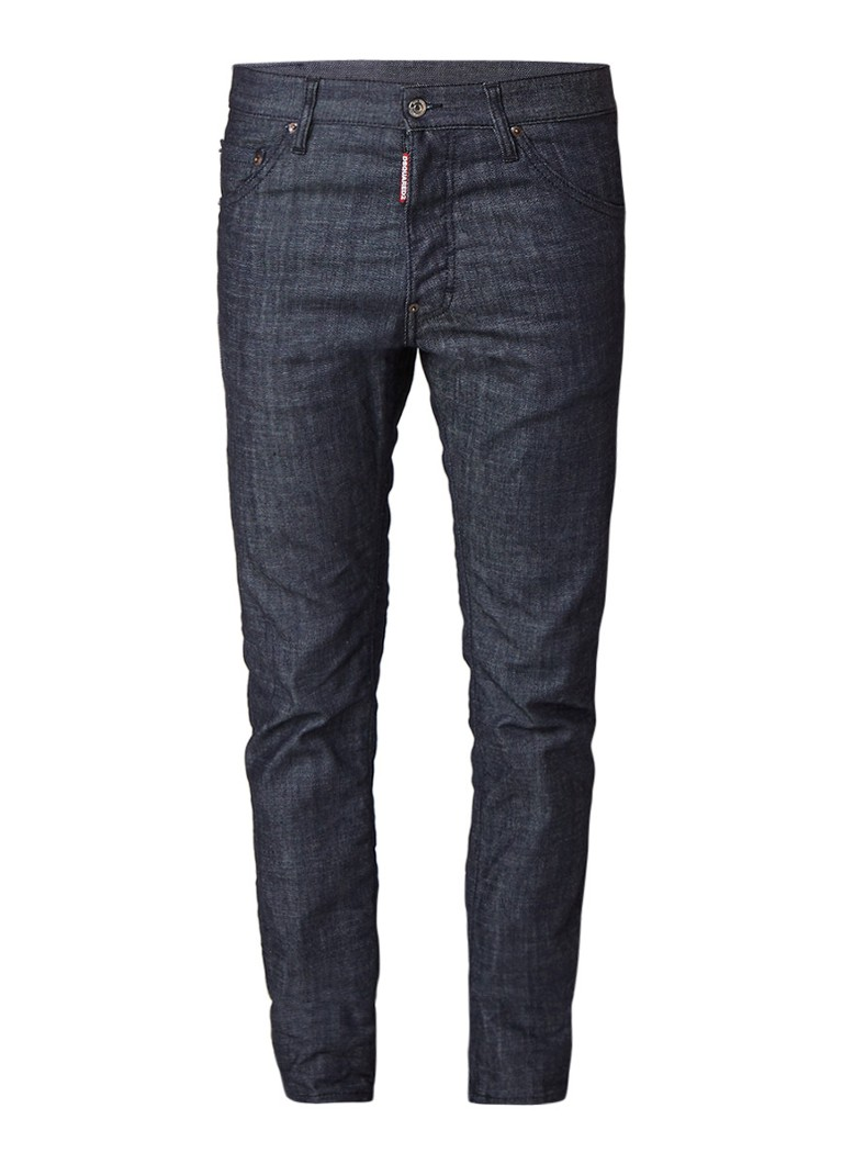 Dsquared2 Cool Guy slim fit jeans in donkere wassing