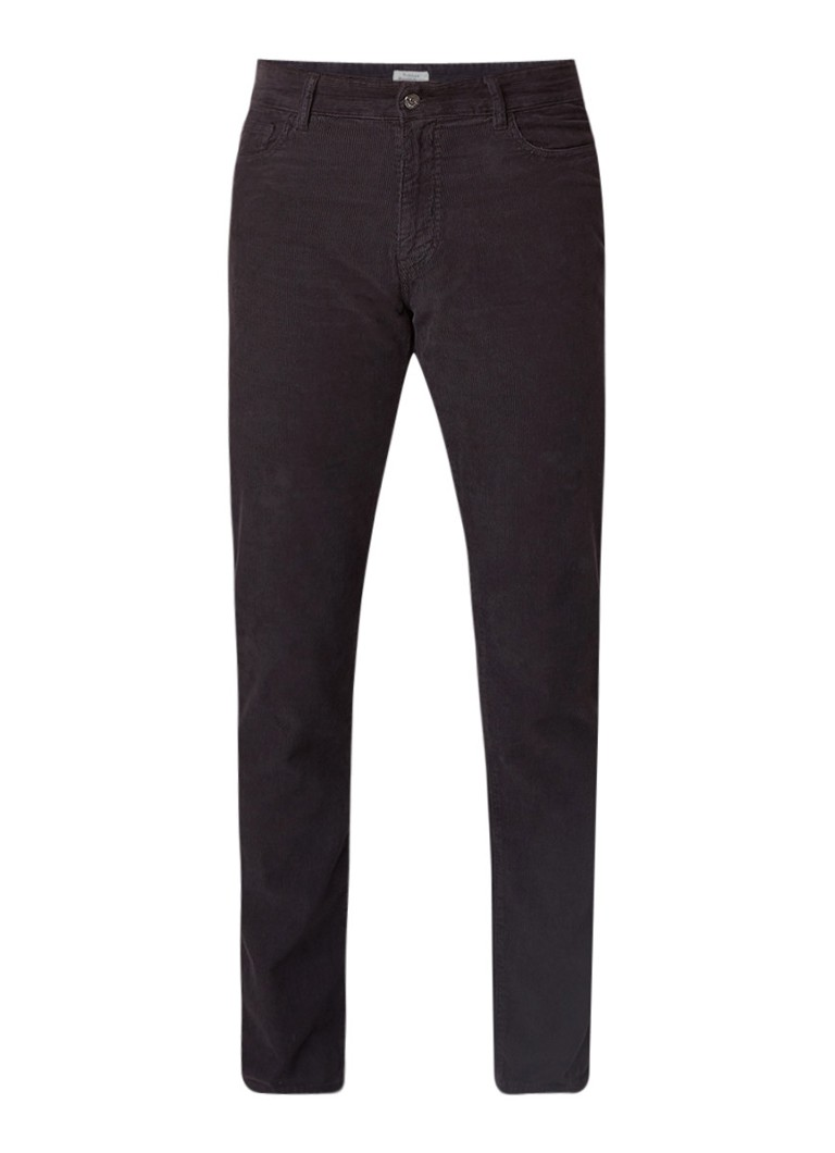 Hartford Tim Waves slim fit pantalon van corduroy