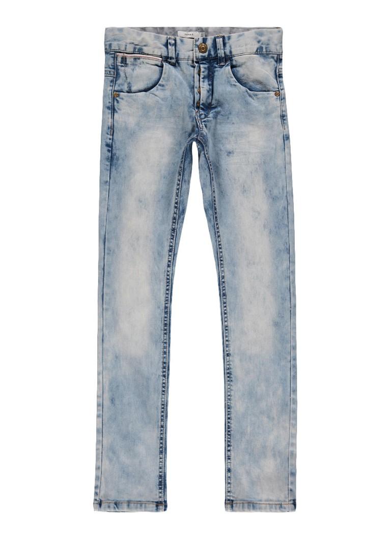 name it Tiimo skinny fit jeans met