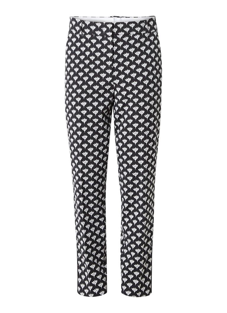 Vanilia Cropped pantalon met