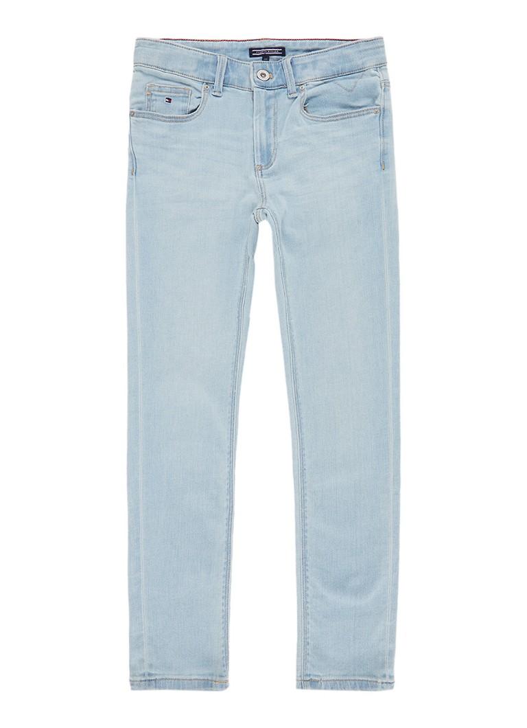 Tommy Hilfiger Scanton slim fit jeans met lichte wassing