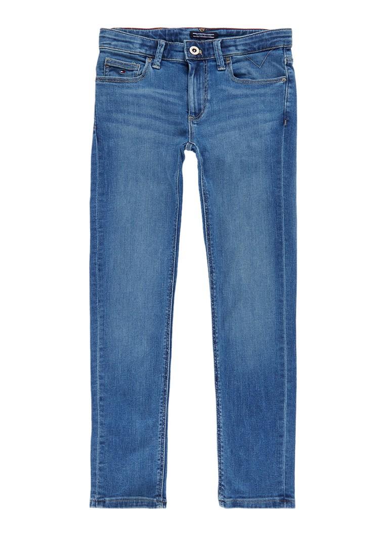 Tommy Hilfiger Slim fit jeans met medium wassing