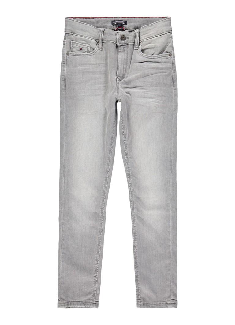 Tommy Hilfiger Simon skinny fit jeans met vintage look
