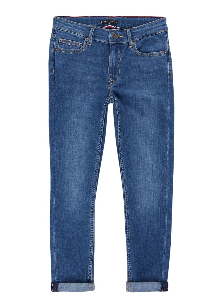 Tommy Hilfiger Skinny fit jeans in medium wassing