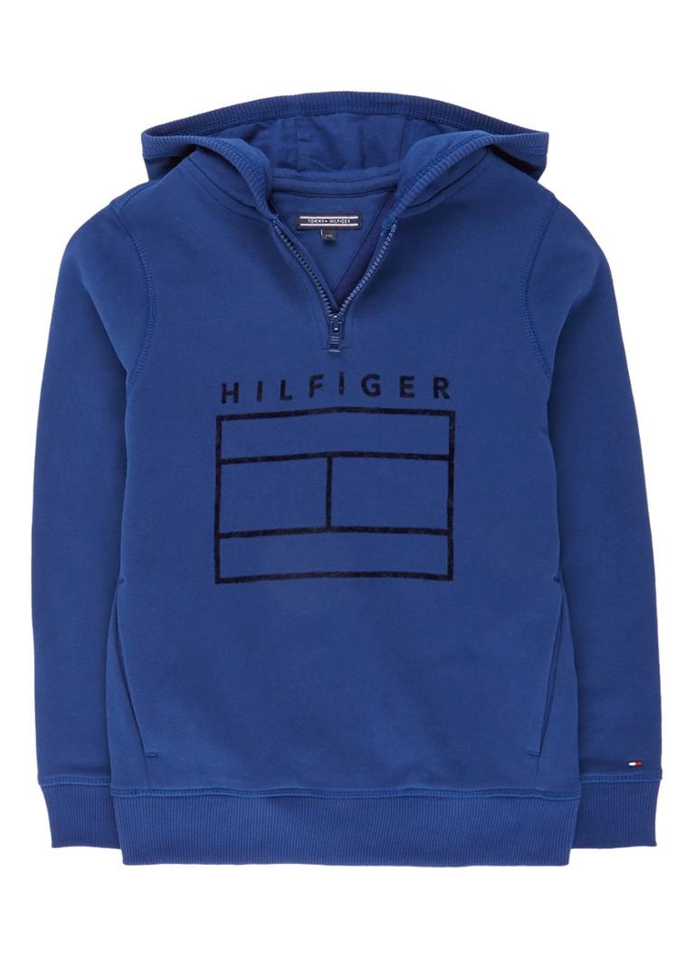 Tommy Hilfiger Ame hoodie met rits