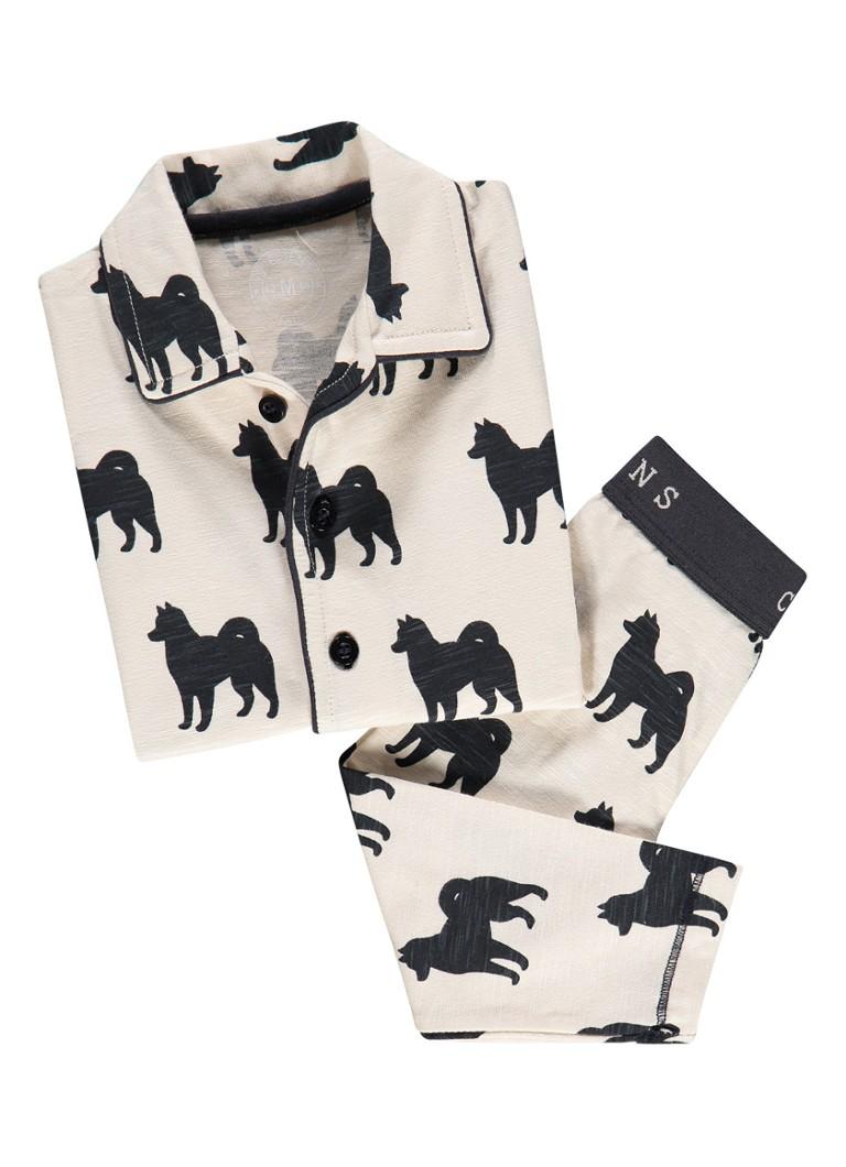 Claesen's Pyjama met opdruk