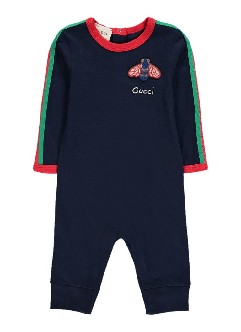Image of Gucci Babypak met logoborduring