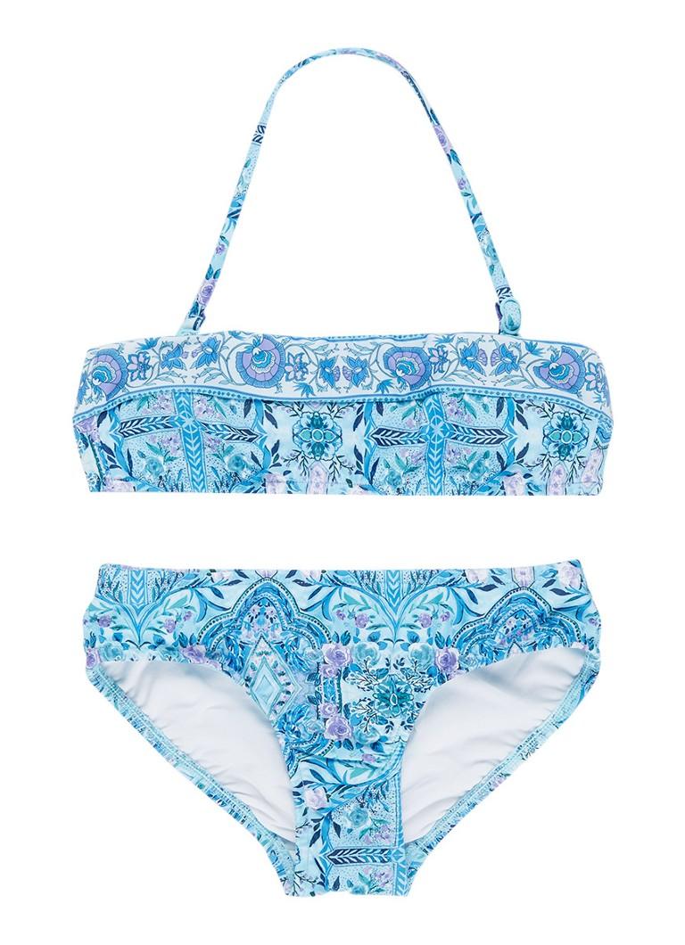 Seafolly Bikini met afneembaar schouderbandje
