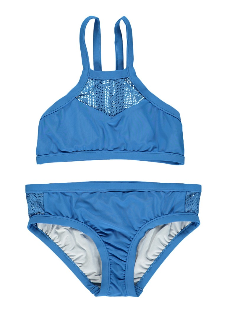 Seafolly Apron bikini met detail van kant
