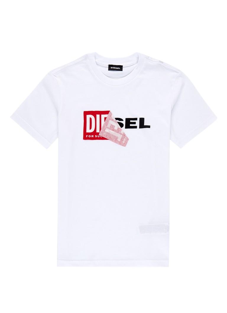 Diesel Diego T-shirt met logoprint
