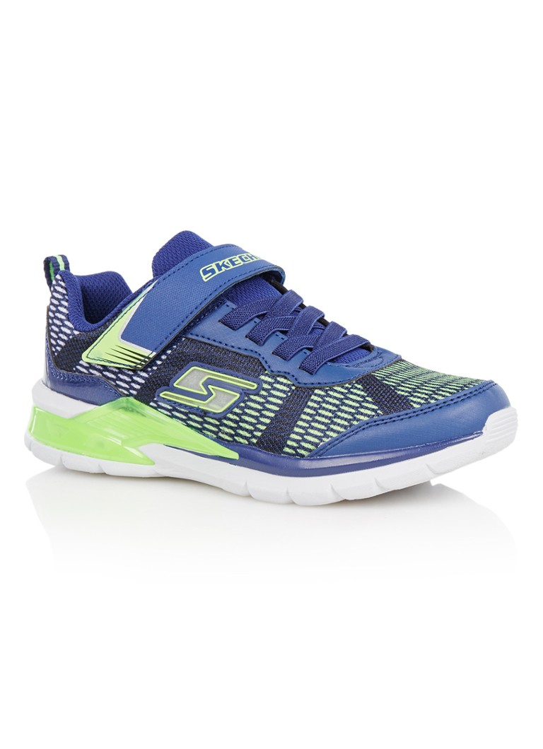Skechers Lights Erupters II Lava Waves sneaker met lichtjes