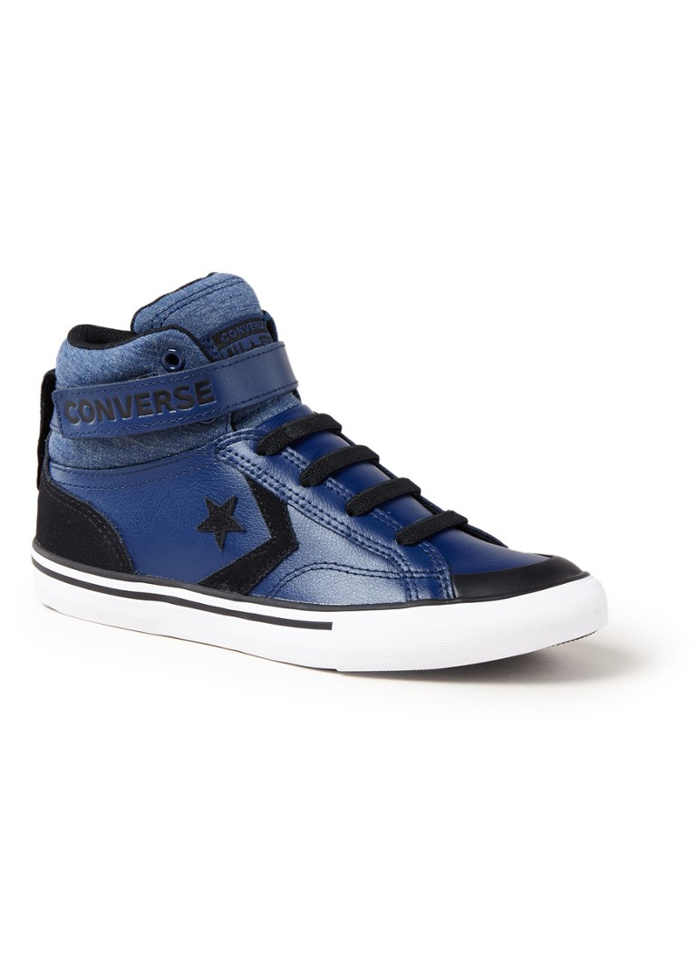 Converse Pro Blaze sneaker van leer