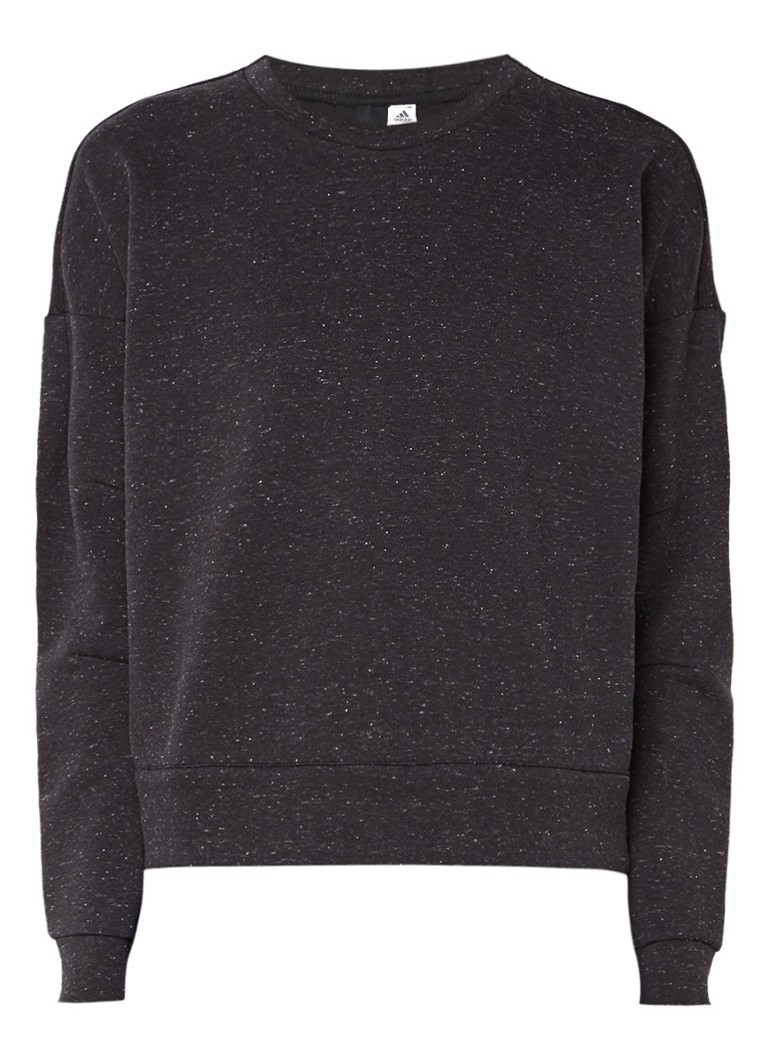 Adidas Stadium gemêleerde sweater
