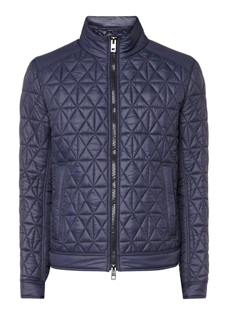 HUGO BOSS Obray quilted jack met