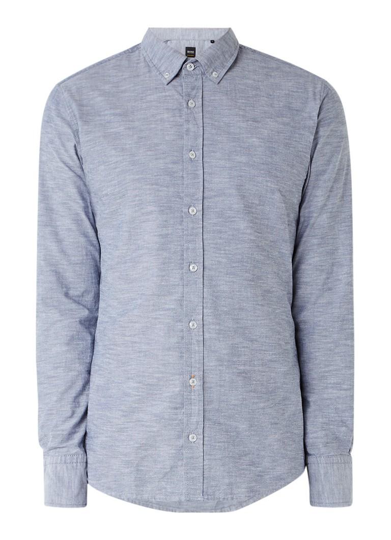 HUGO BOSS Epreppy button down-overhemd
