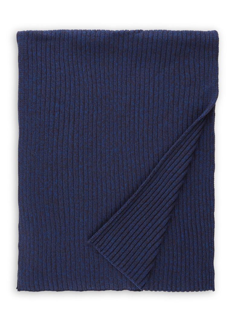 HUGO BOSS Ariffeno sjaal in katoenblend 180 x 40 cm