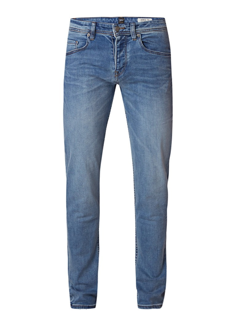 HUGO BOSS Orange90-P tapered fit jeans