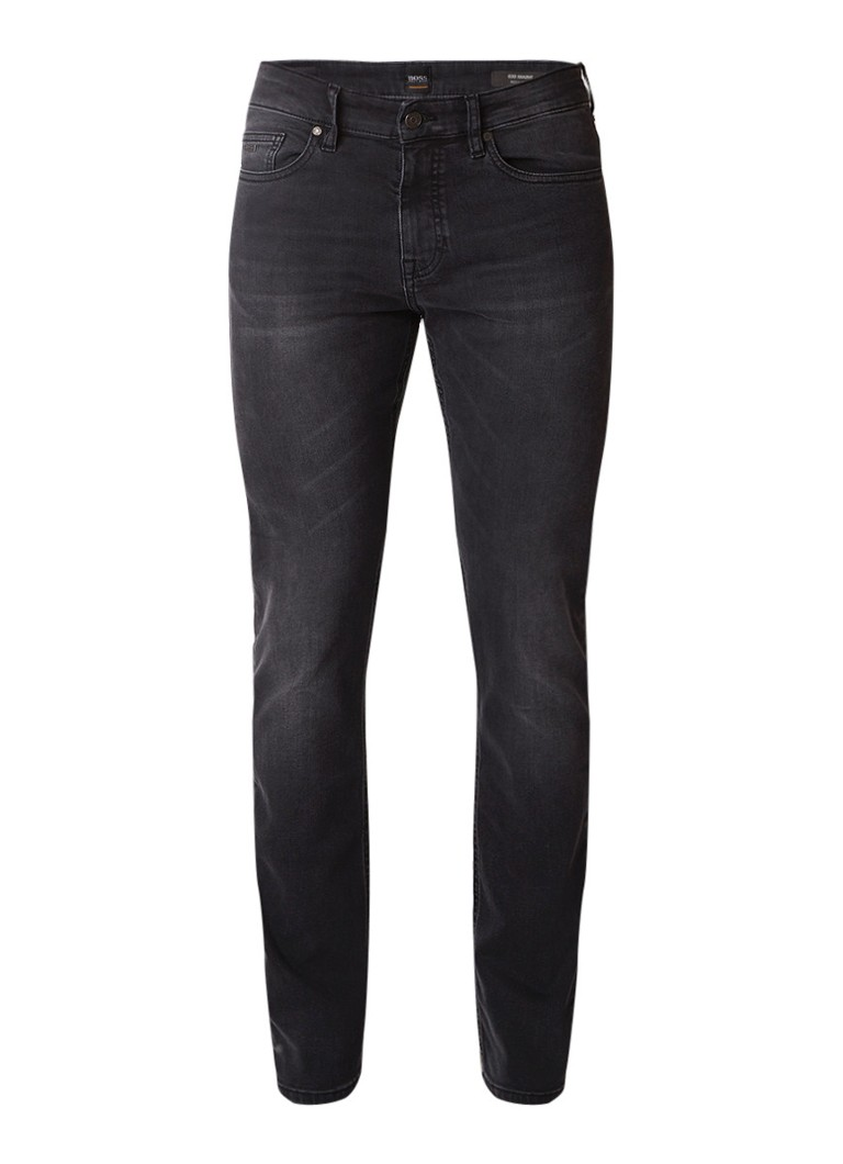 HUGO BOSS Maine slim fit jeans met stretch