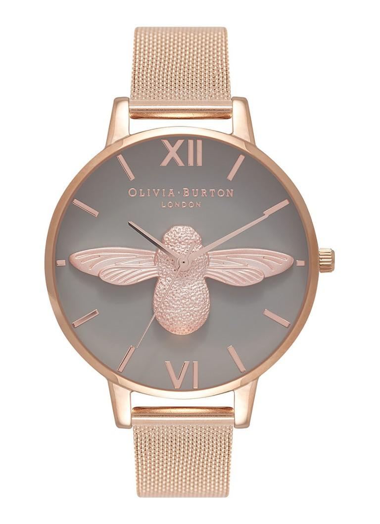Olivia Burton Horloge 3D Bee OB16AM117