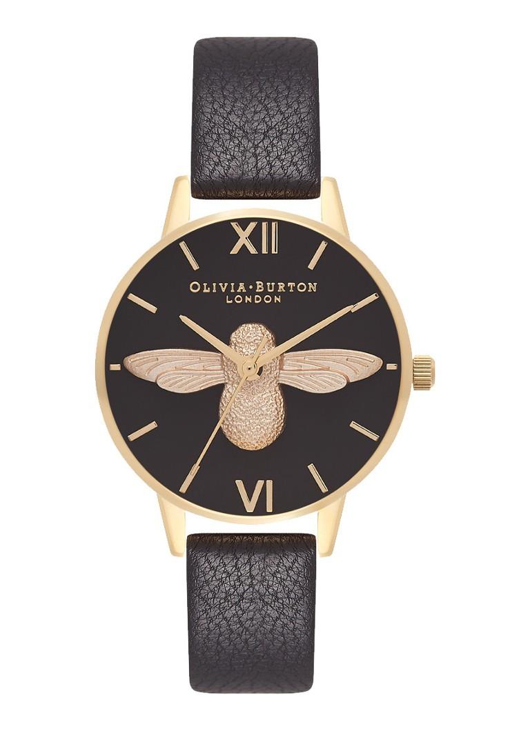 Olivia Burton Horloge Animal Moulded Bee OB16AM118