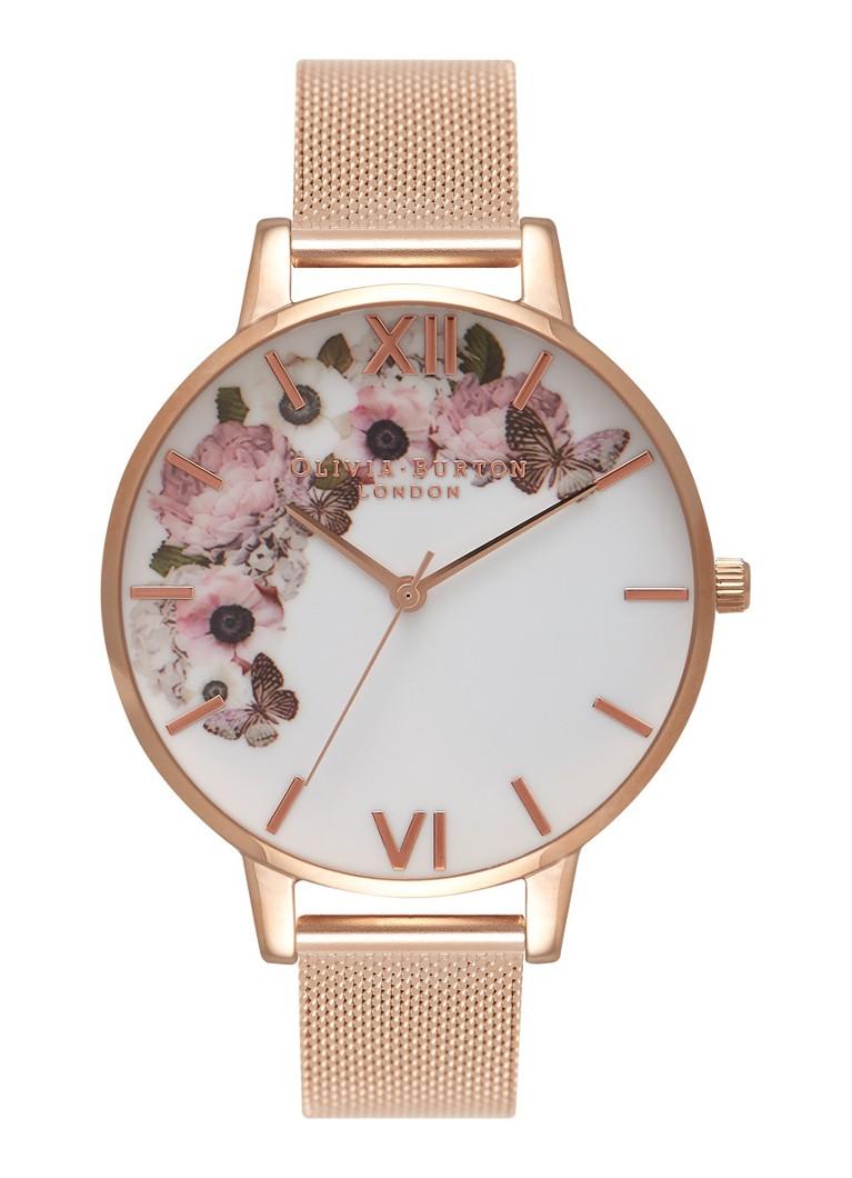 Olivia Burton Horloge Winter Garden OB16WG18