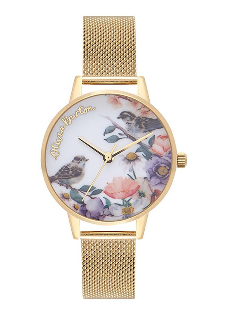 Olivia Burton Horloge English Garden OB16ER12
