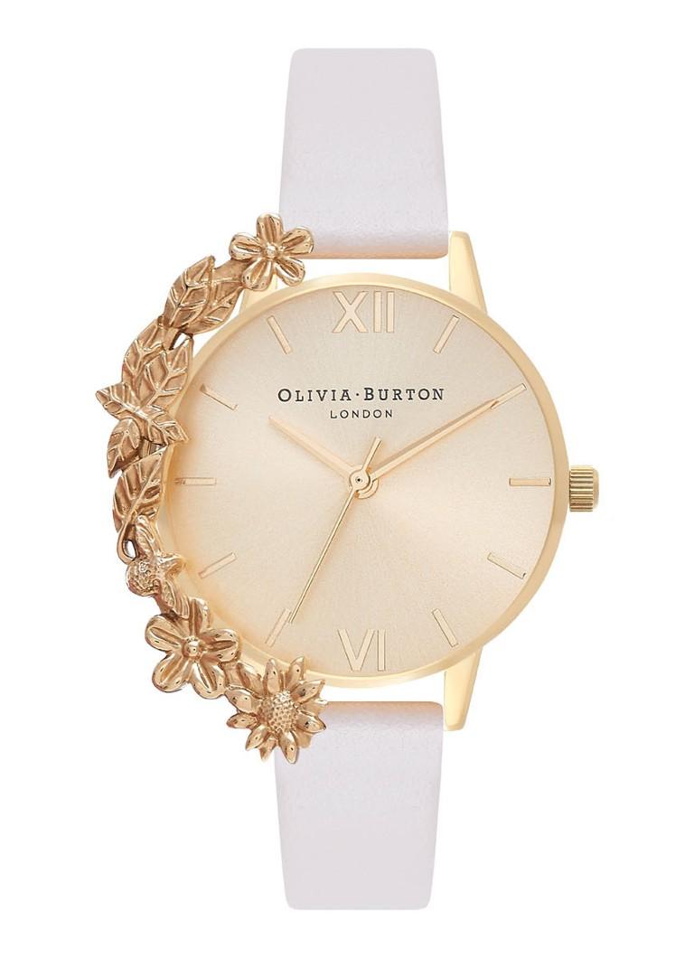 Olivia Burton Horloge Case Cuff met clip-on embellishment OB16CB10